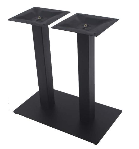 Fashion Metal Table Legs / Wrought Iron Table Legs For Living Room Table