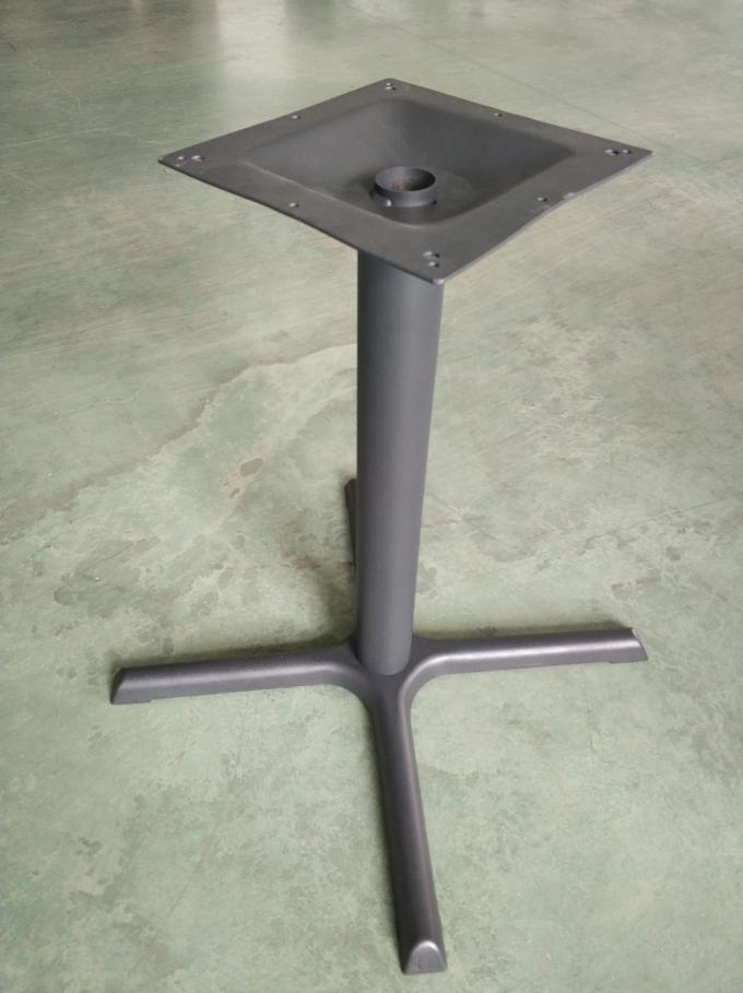 Cast Iron Dining Table legs Grey Finish Classic Design Laborsaver Table bases