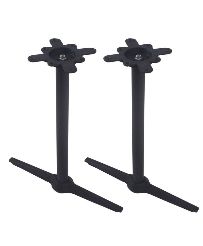 Win Balance Bistro Table Base Black Powder Coating 2903  Cast Iron For Commercial
