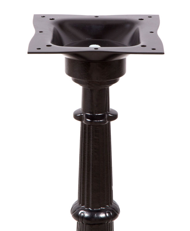 Antique Bar Table Base Cast Iron Table Legs For Coffee Table