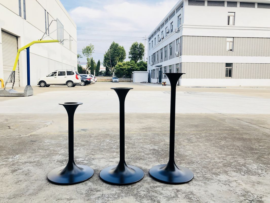 Modern Tulip Table basee Pedestal Bar Table Legs Powder Coated Outdoor Furniture