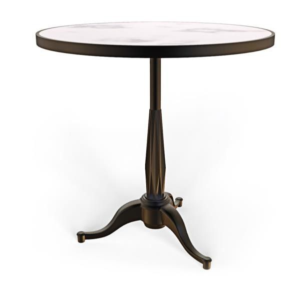 Bistro Table base Diamond Luxury Furniture Part Designer Cafe Furniture accessories