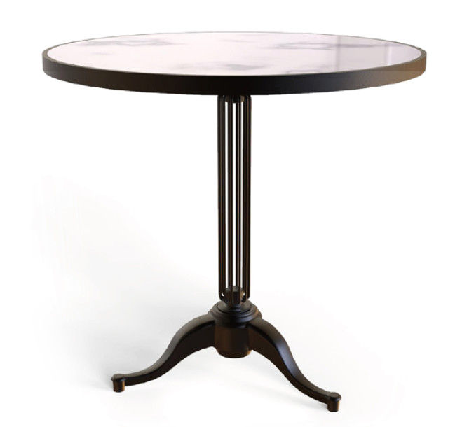 Bistro Table base Juliet 038 New Design Cast Iron Fancy Table leg Restaurant Furniture