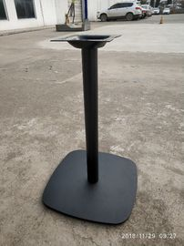China Outdoor Furniture Bistro Table Base Pedestal Table Bases Cast Iron Lightweight distributor